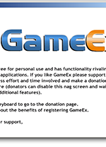 GameEx(模拟器启动器) v15.09官方版