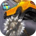 铁球破坏汽车 v1.0.0安卓版