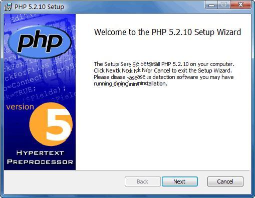 php for windows V7.0.8官方版