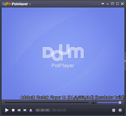 potplayer 64位中文版 v1.6.60735中文绿色版