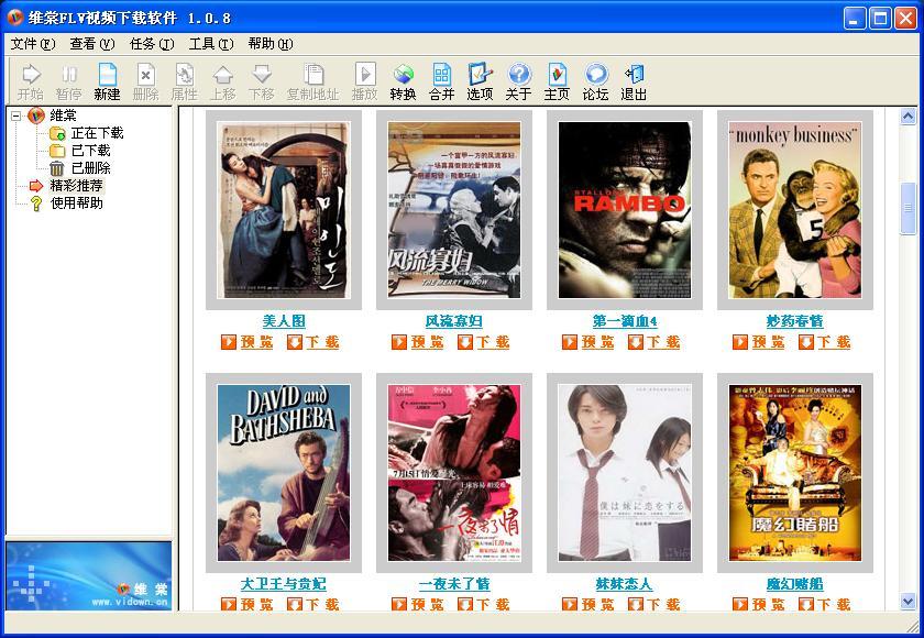 维棠FLV视频下载软件 v2.0.9.4最新绿色版