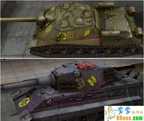坦克世界8.0弱点插件 绿色免费版