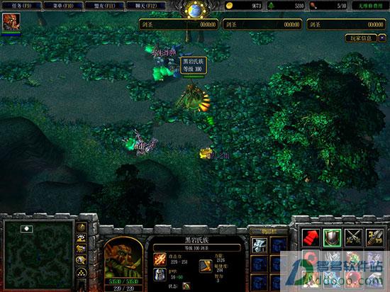魔兽丛林肉搏的翅膀_丛林肉搏地图下载 丛林肉搏II v1.3下载 - 多多软件站