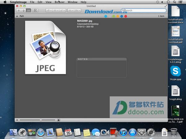 SimpleImage(mac图片浏览器) v6.2.1mac版