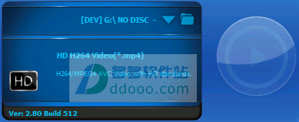 Open Blu-ray Ripper 2(蓝光视频转换器) v2.80.512特别版