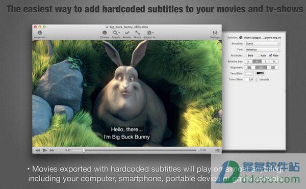 submerge for mac版 v3.1官方最新版