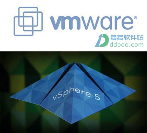 vmware vsphere 5.5官方全套软件