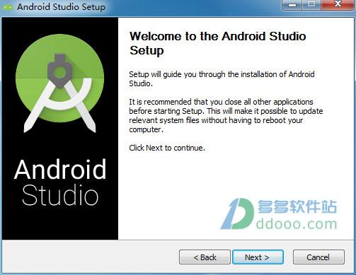 Android Studio(安卓应陈丹青女儿用开发工具) v2.3正式版
