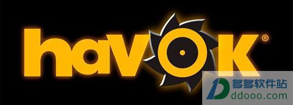 Havok物理引擎 v2014.1官方最新版