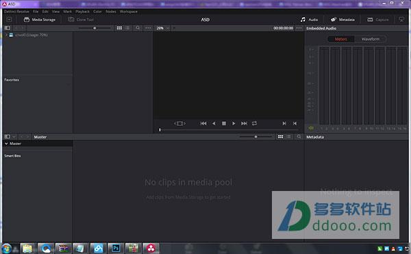 Davinci Resolve 12(达芬奇调色软件)免费版 含Win/Mac