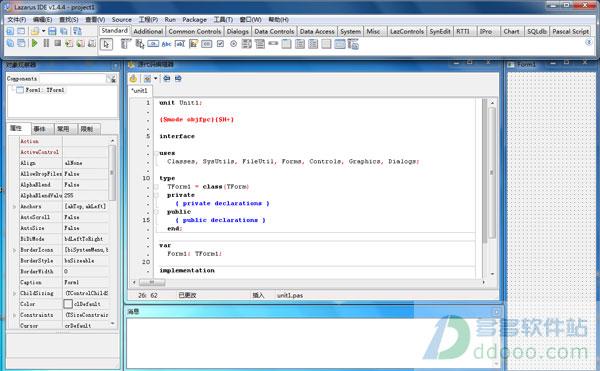 lazarus中文版 v1.4.4最新版