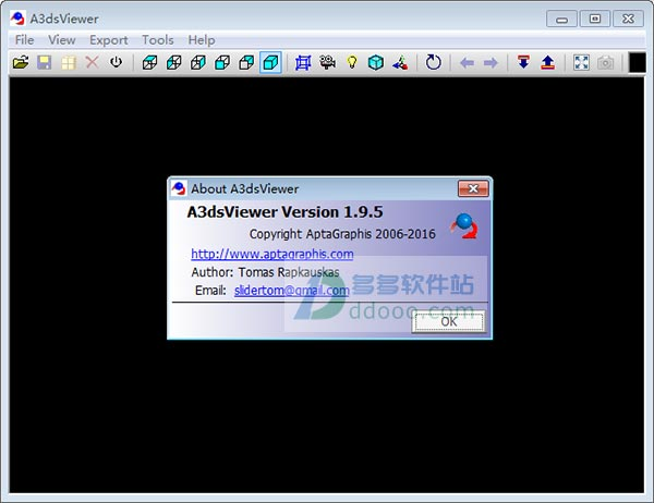3ds文件查看器(a3dsviewer) v1.95免费版