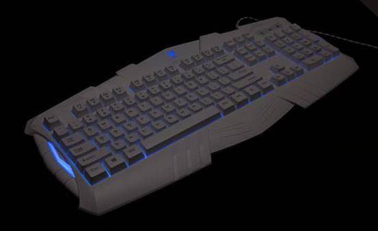 雷柏v51游戏键盘驱动 v1.9官方最新版