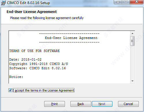 CIMCO Edit V8中趣赢登录文破解版下载