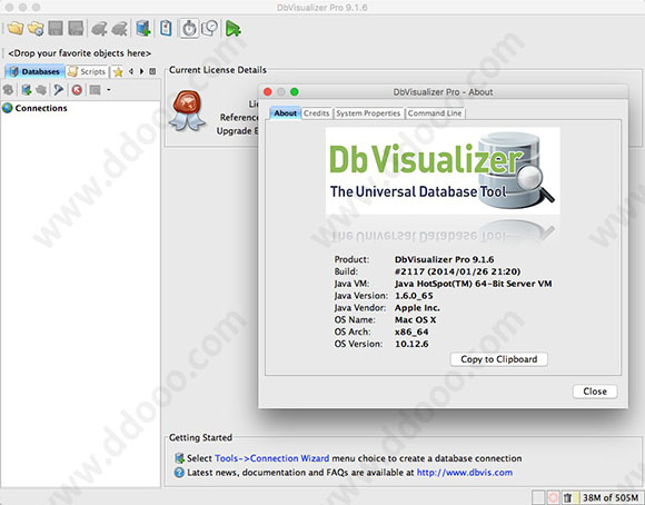 dbvisualizer mac 破解版