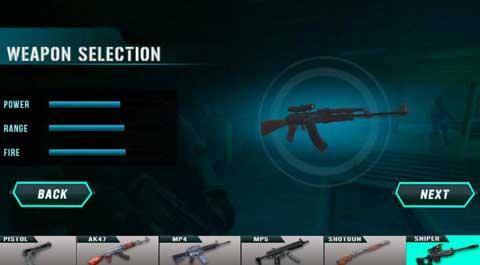 狙击反恐怖袭击破解版 v1.3.8无敌修改版下载