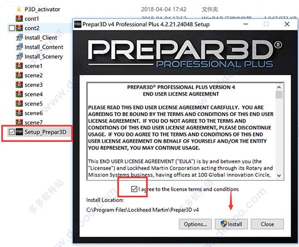 prepar3d v4破解版|prepar3d Academic/Professional Plus破解版