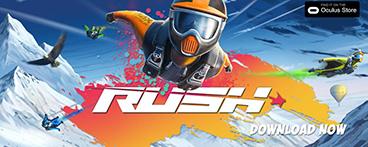 RUSH(滑翔) VR v1.0官方版