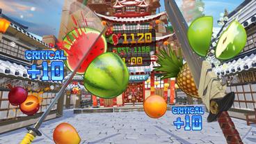 水果忍者(Fruit Ninja)VR v1.0官方版