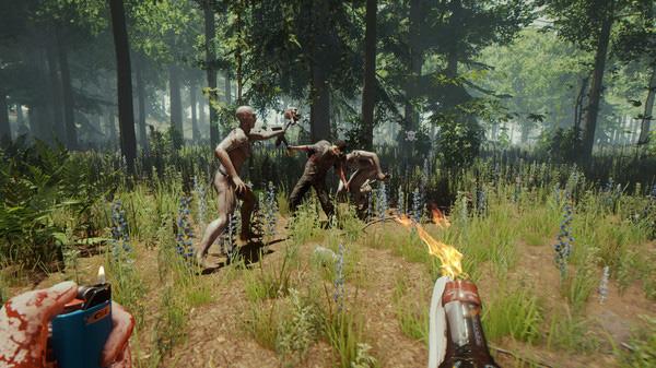 森林(The Forest)VR