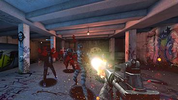 僵尸战争VR ios版 v1.8官方版