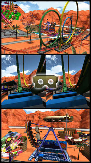 虚拟游乐园vr ios版