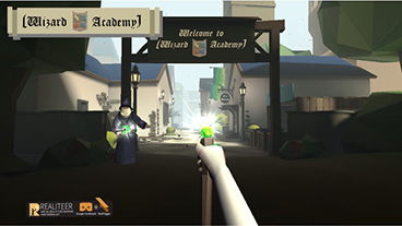 精灵学院(Wizard Academy)VR ios版 v1.0官方版