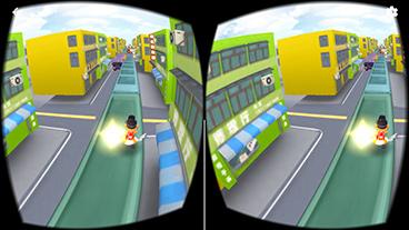 3D城市跑酷VR ios版 v1.1苹果版