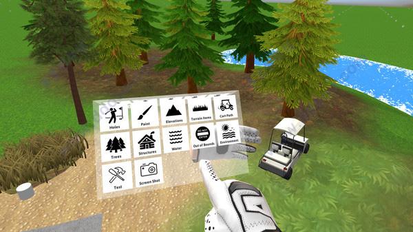 高尔夫计时赛VR