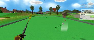 高尔夫计时赛VR v1.0电脑版