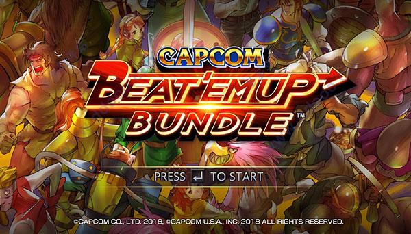 Capcom动作金尊游戏合集(Capcom Beat 'Em Up Bundle)