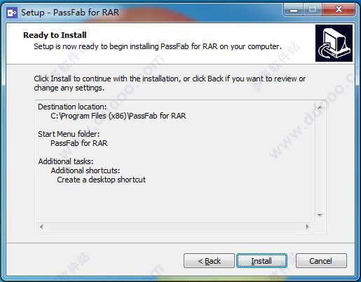 RAR密码破解工具(PassFab for RAR) v9 3 3破解版下载附注册码