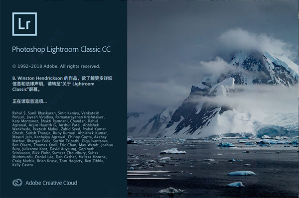 adobe photoshop lightroom classic cc 2019 mac中文破解版