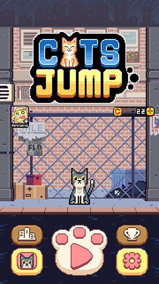 喵星人跳跃 v1.1.0安卓版下载