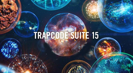 trapcode suite 15破解版