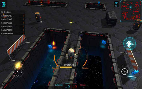战争机甲破解版 v1.2.2无限子弹版下载