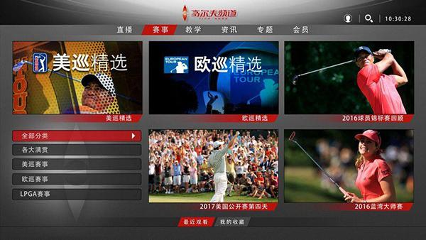 高尔夫频道电视版