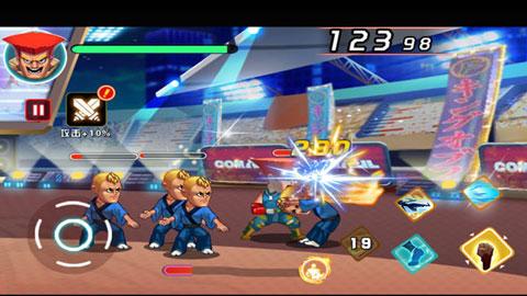 重拳出击游戏破解版 v1.0.4.108无限金币钻石版下载