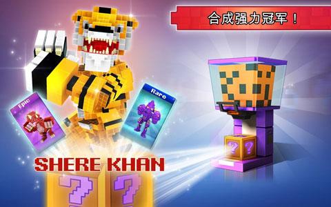 超级像素英雄破解版 v1.1.69无限金币钻石版下载