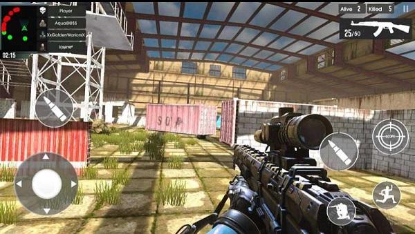 特种兵(FPS Commando)破解版 v0.5内购破解版下载