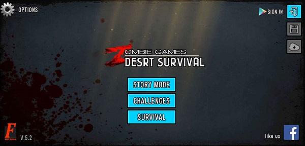 僵尸版沙漠生存破解版 v1.0.1无限金币版下载
