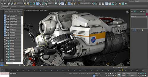 Autodesk 3ds Max 2021.2简体中文版+注册激活文件插图3