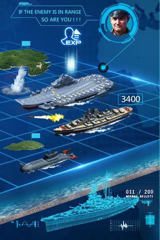 超级舰队无限钻石版 v7.7安卓版插图(4)