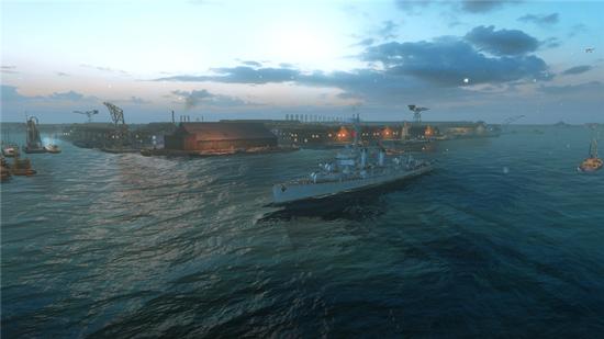 战舰世界闪击战破解版解锁所有战舰 v3.4.0安卓版插图(3)