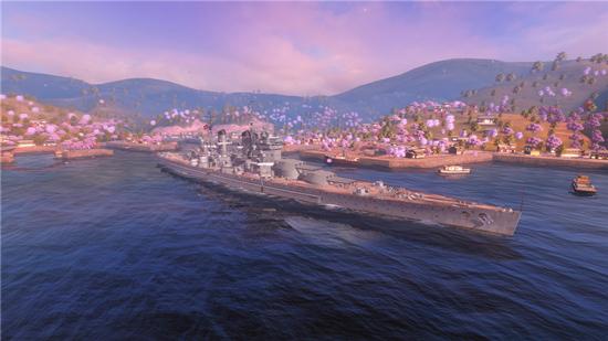 战舰世界闪击战破解版解锁所有战舰 v3.4.0安卓版插图(7)